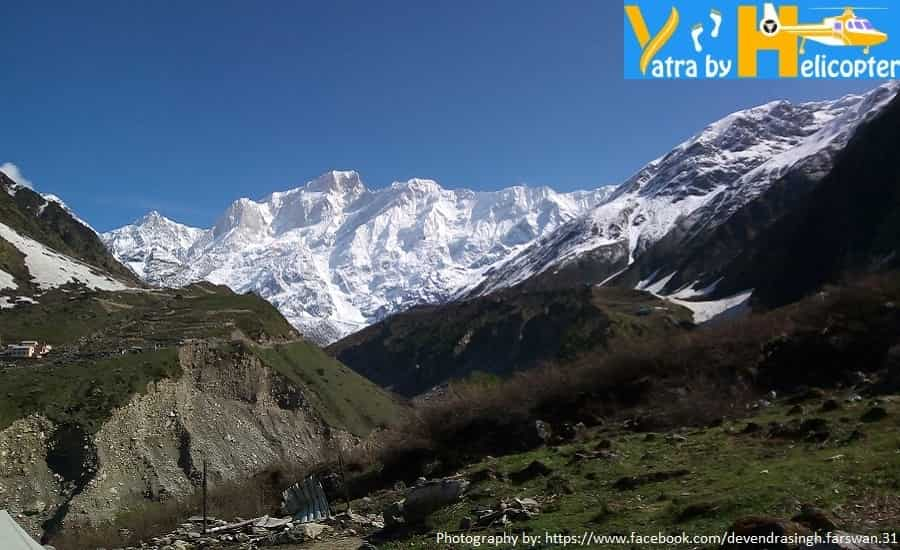 Mt. Kedarnath View