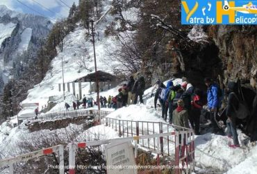 Snow Trek to Yamunotri Dha