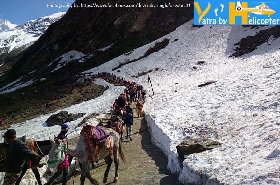 Trekking to Kedarnath Dham